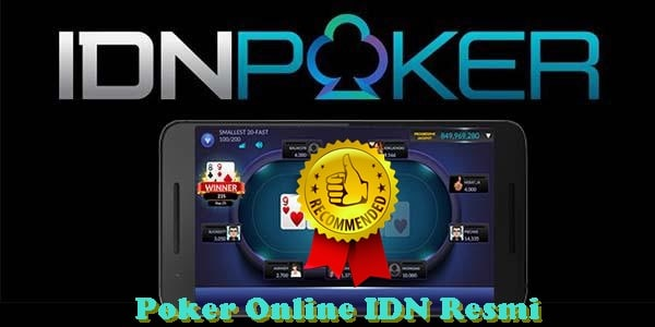 Poker Online IDN Resmi
